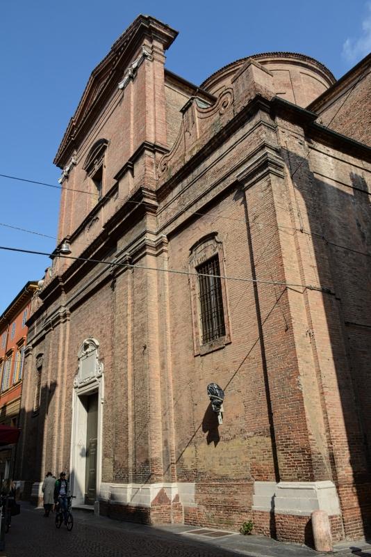 Modena Collegio San Carlo Esterno - Giorgio Ingrami - Modena (MO)