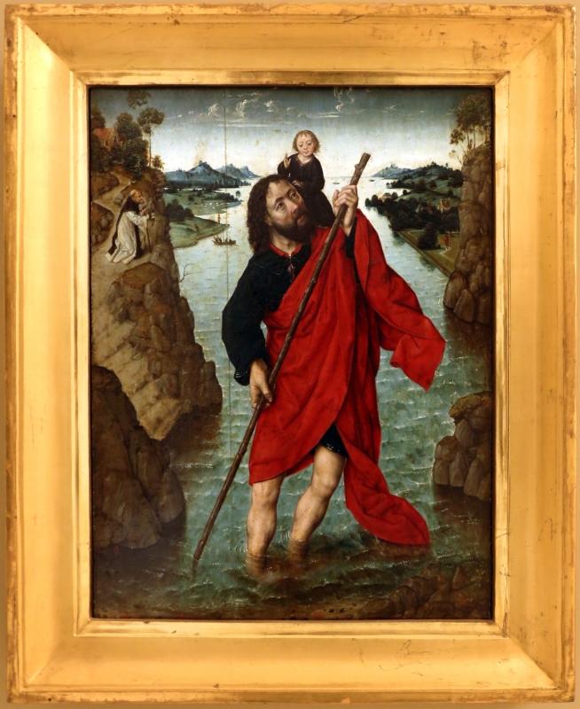 Albrecht bouts, san cristoforo, 1485 ca - Sailko - Modena (MO)