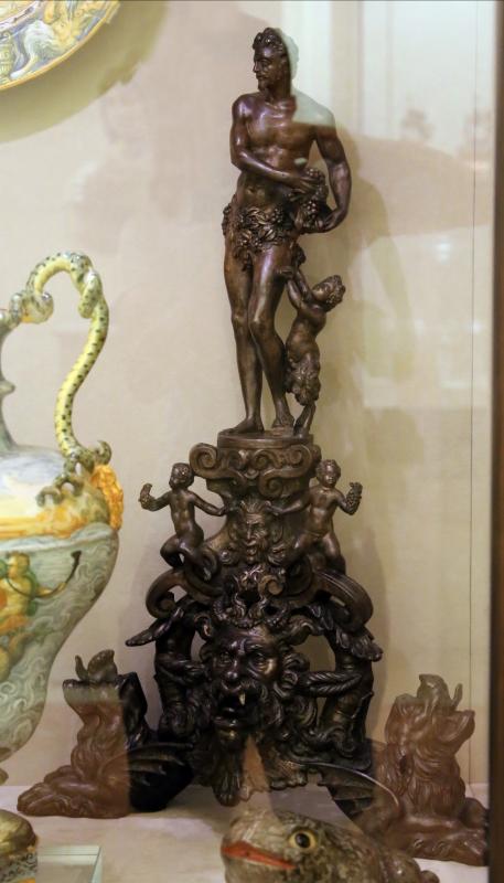 Ambito del giambologna, alare con bacco, 1600-50 ca - Sailko - Modena (MO)