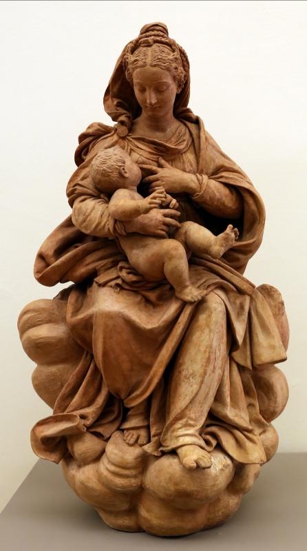 Antonio begarelli, madona del latte, 1532-35 ca. 01 - Sailko - Modena (MO)