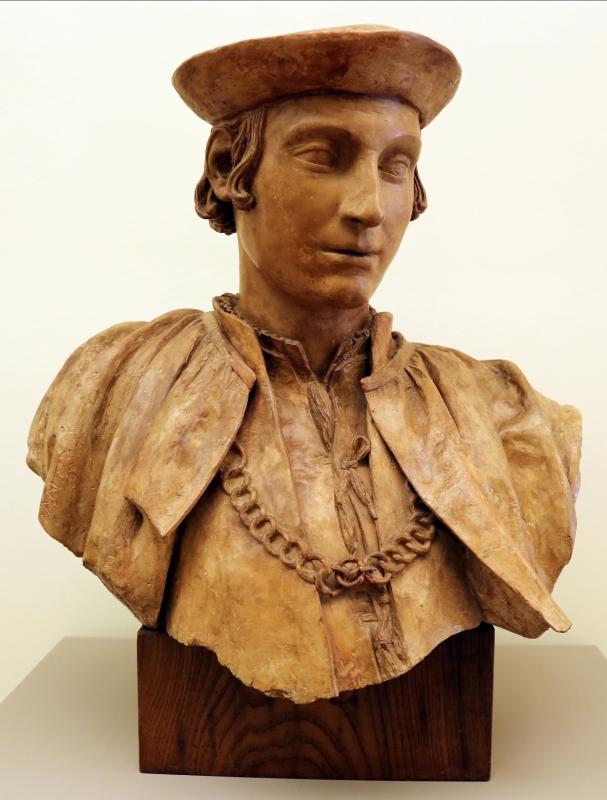 Antonio begarelli, ritratto di lionello beliardi, 1529 - Sailko - Modena (MO)