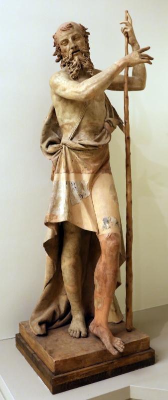 Antonio begarelli, san pellegrino, da bomporto, 1540 ca. 01 - Sailko - Modena (MO)