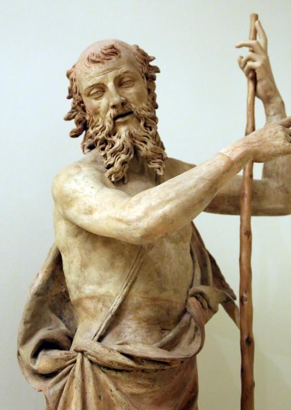 Antonio begarelli, san pellegrino, da bomporto, 1540 ca. 02 - Sailko - Modena (MO)