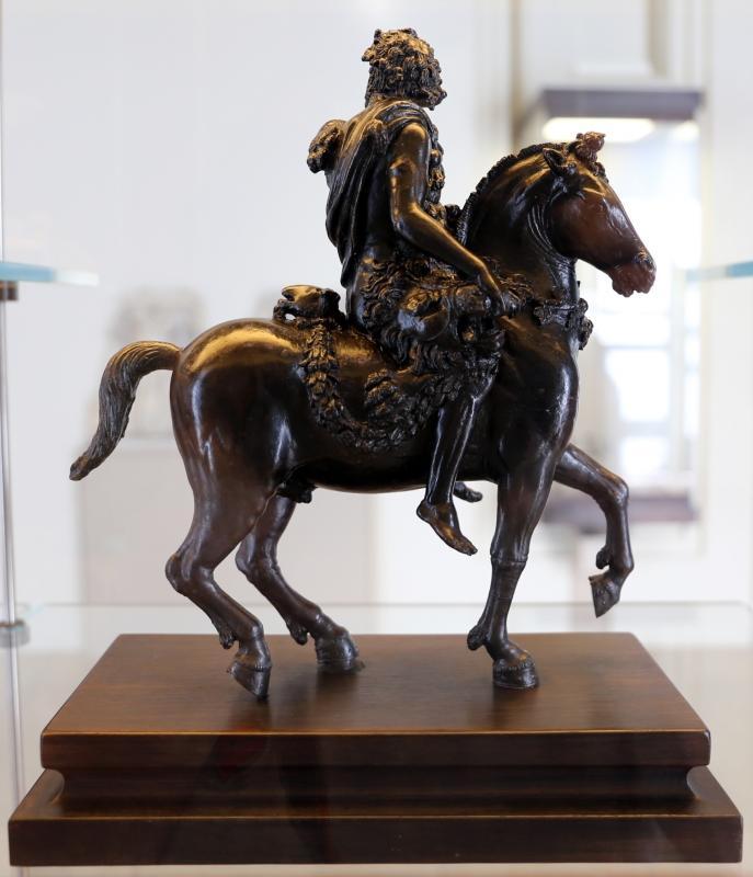 Bertoldo di giovanni, ercole a cavallo, 02 - Sailko - Modena (MO)