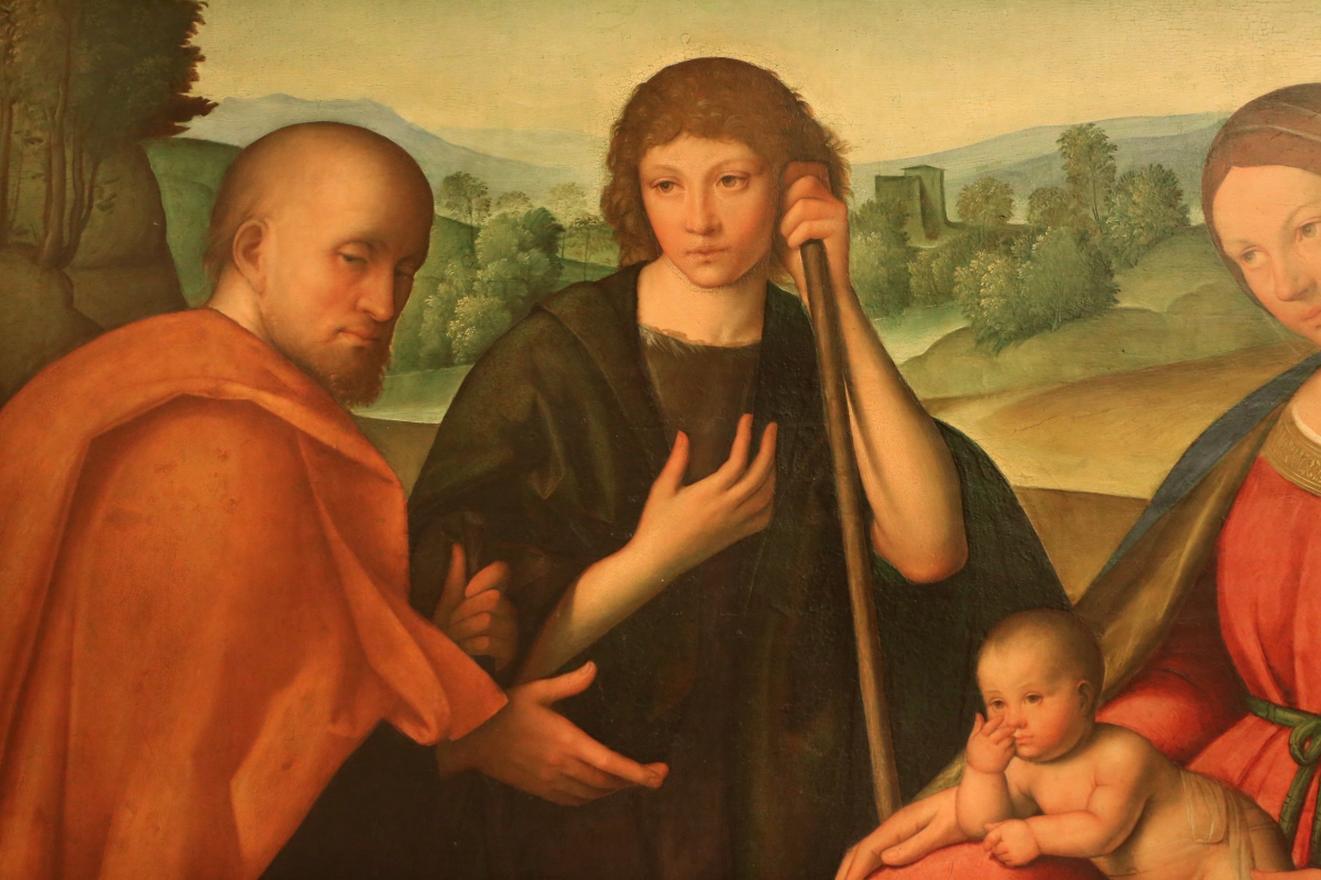 Boccaccio boccaccino, adorazione dei pastori, 1501 ca. 02 - Sailko - Modena (MO)