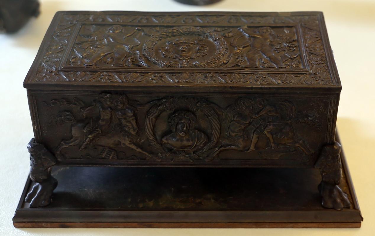 Bottega di severo calzetta da ravenna, cofanetto, 1590 ca. 01 - Sailko - Modena (MO)