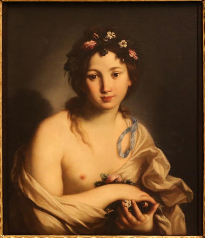 Carlo cignani, flora, 1680 ca. 02 - Sailko - Modena (MO)