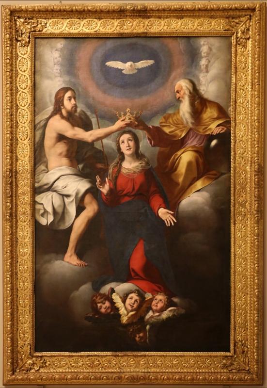 Daniele crespi, incoronazione della vergine, 1622-23, 01 - Sailko - Modena (MO)