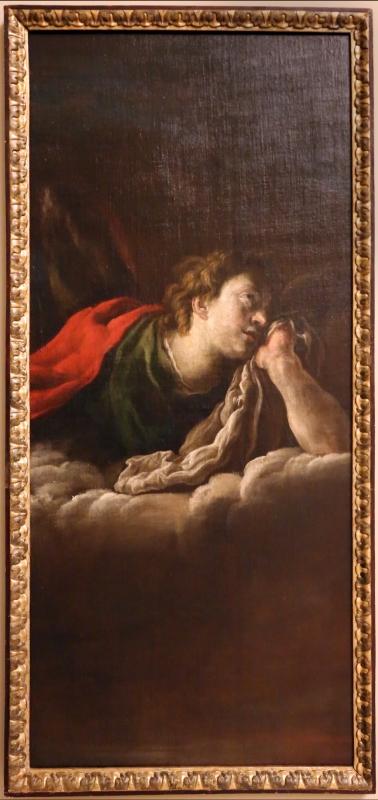 Domenico fetti, angelo su nuvole, 1614 ca - Sailko - Modena (MO)