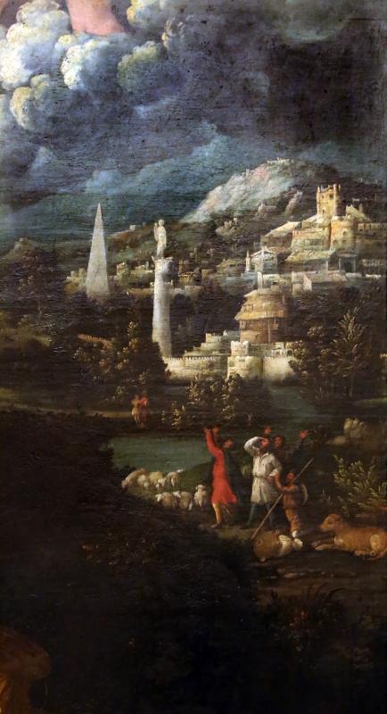 Dosso e battista dossi, adorazione del bambino, 1535-36, 03 - Sailko - Modena (MO)
