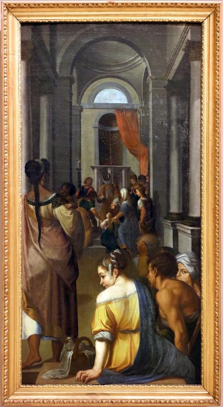Ercole dell'abate, presentazione di maria al tempio, 1602-08 - Sailko - Modena (MO)