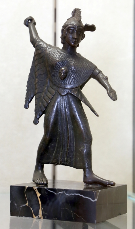 Etruria meridionale, menerva, 500-480 ac ca - Sailko - Modena (MO)