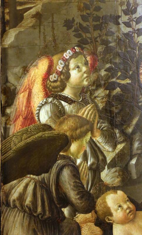 Francesco botticini, adorazione del bambino, 1470-80 ca. 03 - Sailko - Modena (MO)