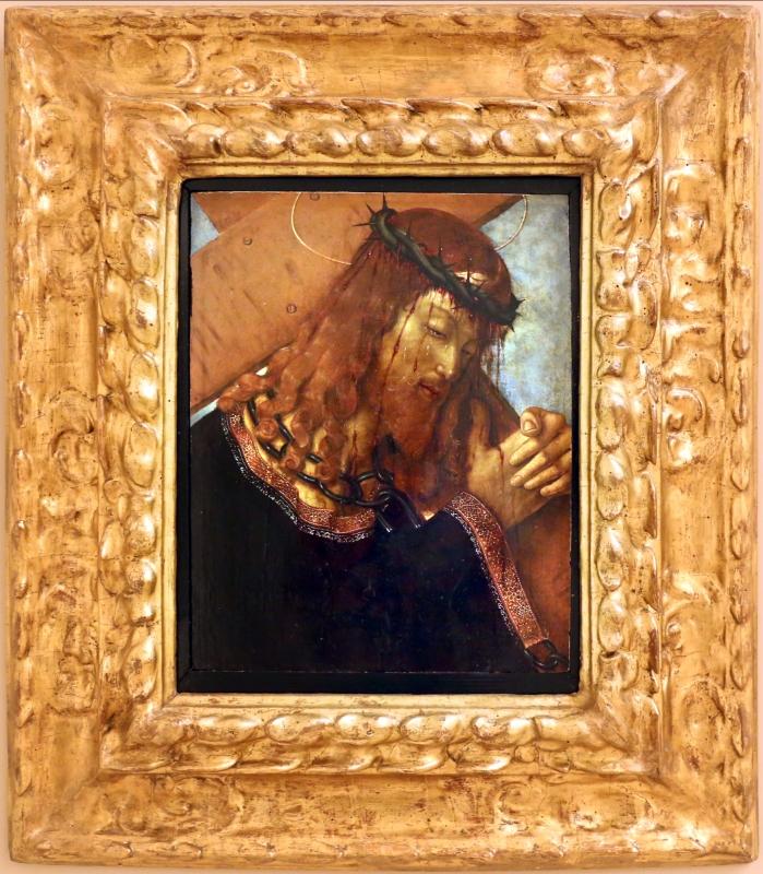 Francesco zaganelli, cristo portacroce, 1505 - Sailko - Modena (MO)