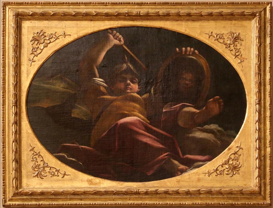 Gaspare venturini, minerva in attacco, 1591-93 - Sailko - Modena (MO)