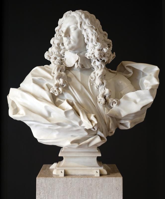 Gian Lorenzo Bernini, busto di Francesco I d'Este, 1650-51, 02 - Sailko - Modena (MO)
