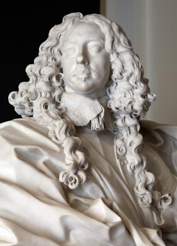 Gian Lorenzo Bernini, busto di Francesco I d'Este, 1650-51, 03 - Sailko - Modena (MO)