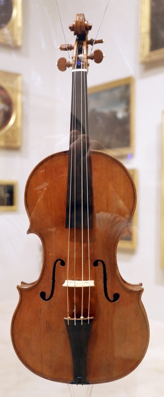 Girolamo amati, viola, 1625 ca - Sailko - Modena (MO)