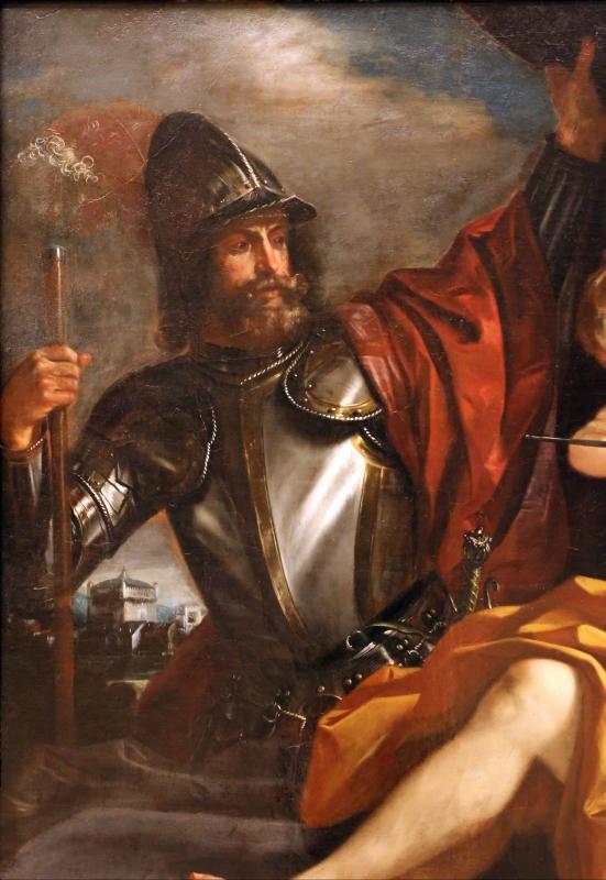 Guercino, marte, venere e amore, 1633, 02 - Sailko - Modena (MO)