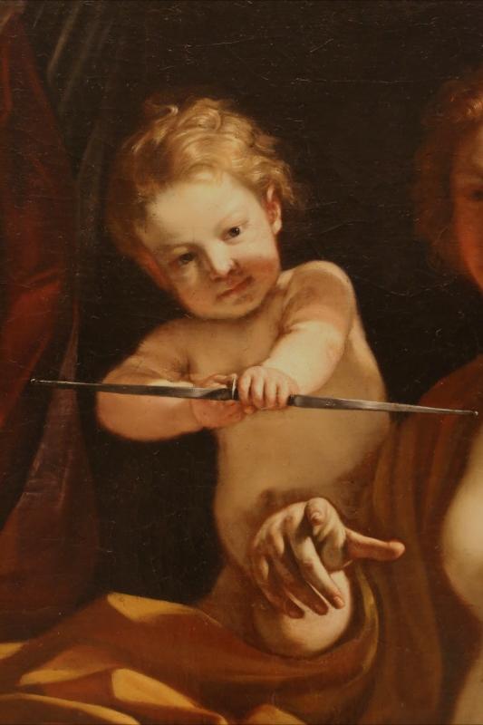 Guercino, marte, venere e amore, 1633, 05 - Sailko - Modena (MO)