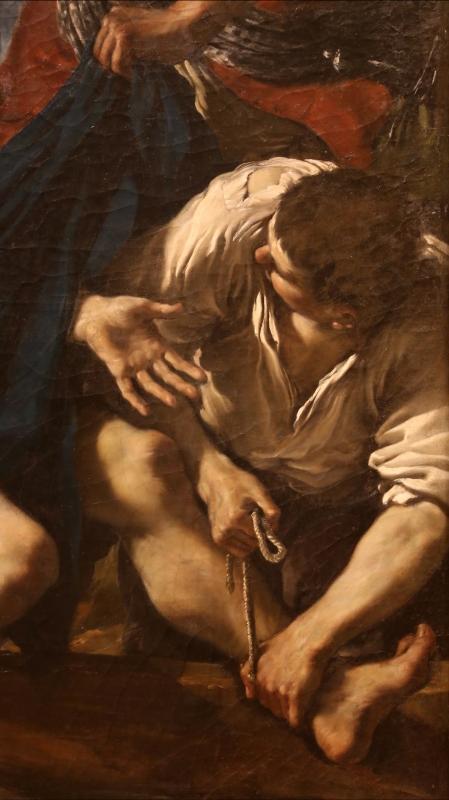 Guercino, martirio di san pietro, 1618, 03 - Sailko - Modena (MO)