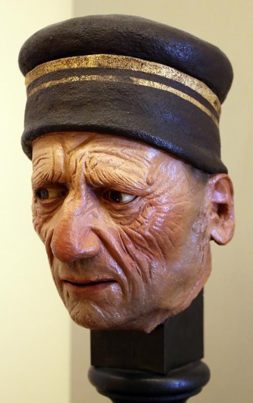 Guido mazzoni, testa di vecchio, 1480-85 ca. 02 - Sailko - Modena (MO)