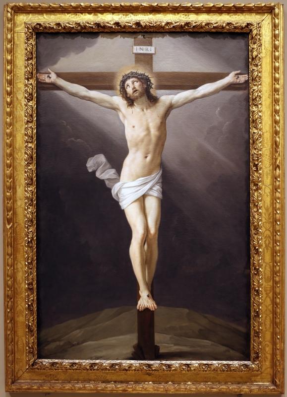 Guido reni, gesù crocifisso, 1636, 01 - Sailko - Modena (MO)