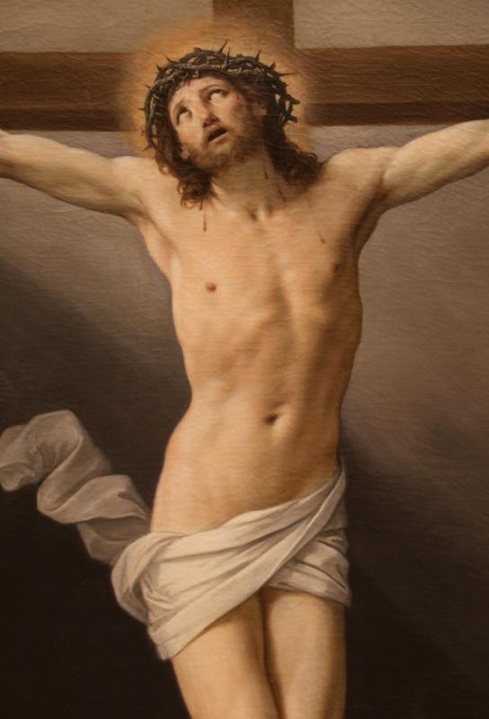 Guido reni, gesù crocifisso, 1636, 02 - Sailko - Modena (MO)