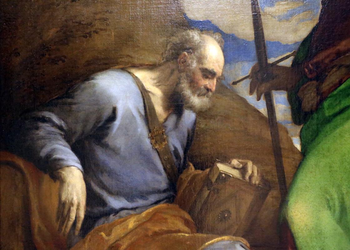 Jacopo bassano, santi pietro e paolo, 1561 ca. 02 - Sailko - Modena (MO)