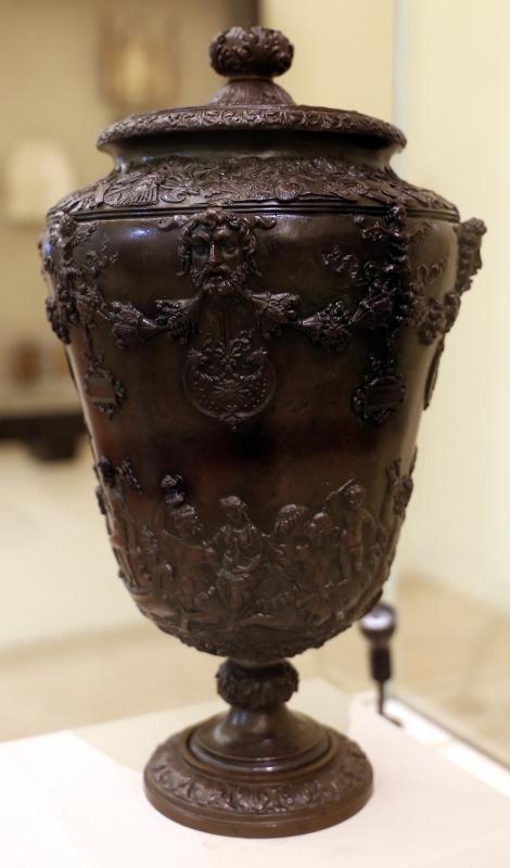 L'antico, vaso gonzaga, 148085- ca. 01 - Sailko - Modena (MO)