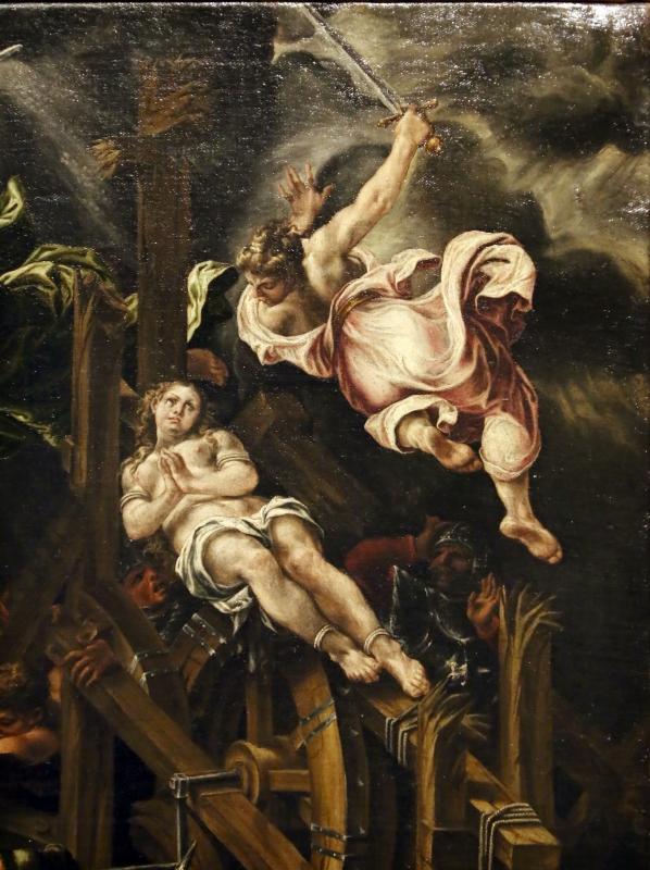 Lelio orsi, martirio di santa caterina d'alessandria, 1560 ca. 03 - Sailko - Modena (MO)