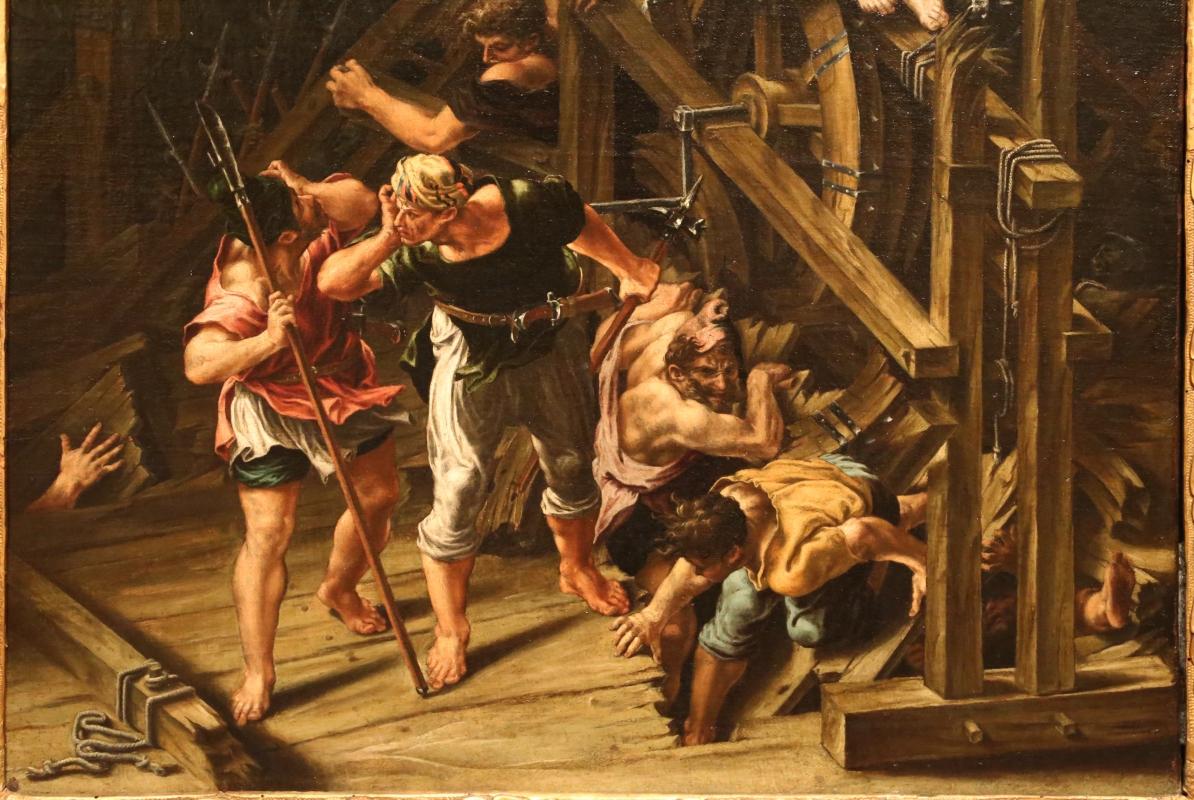 Lelio orsi, martirio di santa caterina d'alessandria, 1560 ca. 04 - Sailko - Modena (MO)