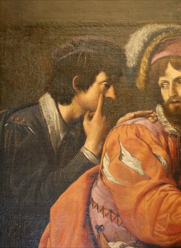 Leonello spada, la buona ventura, 1620 ca. 02 occhio - Sailko - Modena (MO)