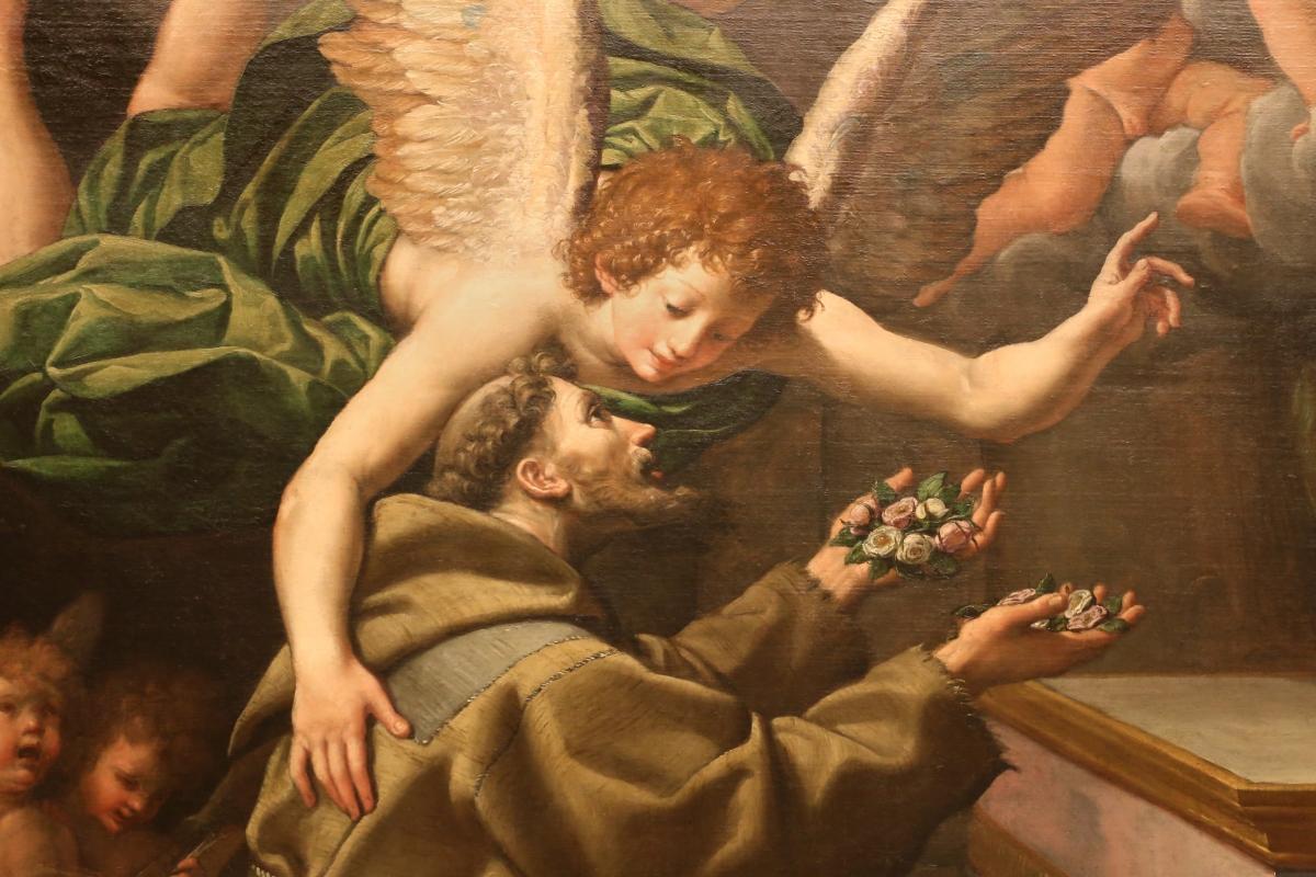Leonello spada, visione di san francesco d'assisi, 1617-18, 03 - Sailko - Modena (MO)