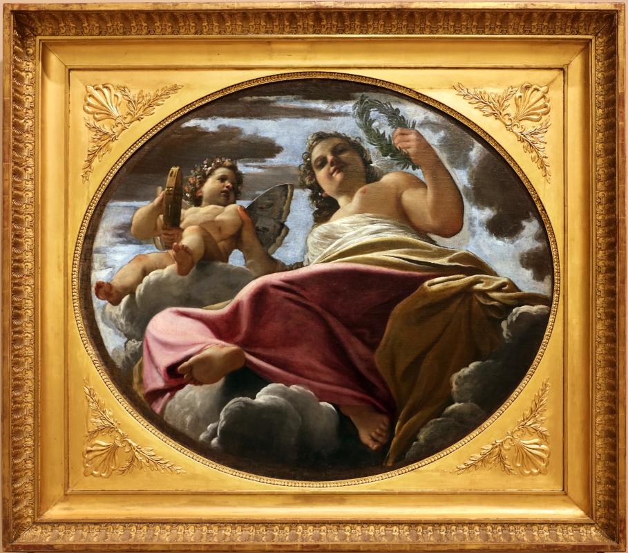 Ludovico o annibale carracci, flora, 1590-93 - Sailko - Modena (MO)