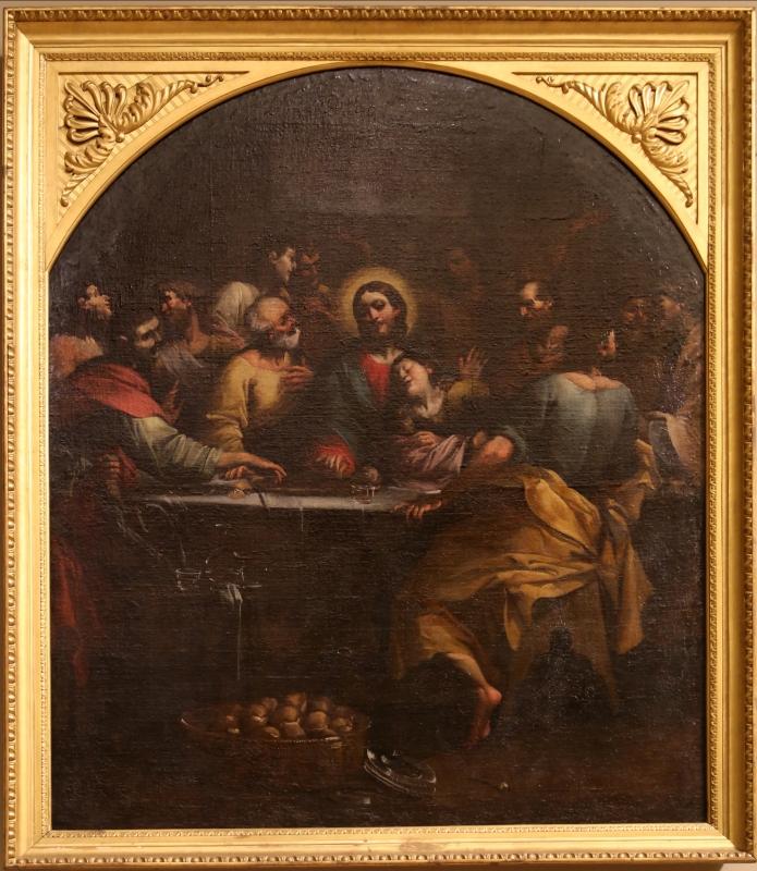 Mastelletta, ultima cena, 1620 ca - Sailko - Modena (MO)