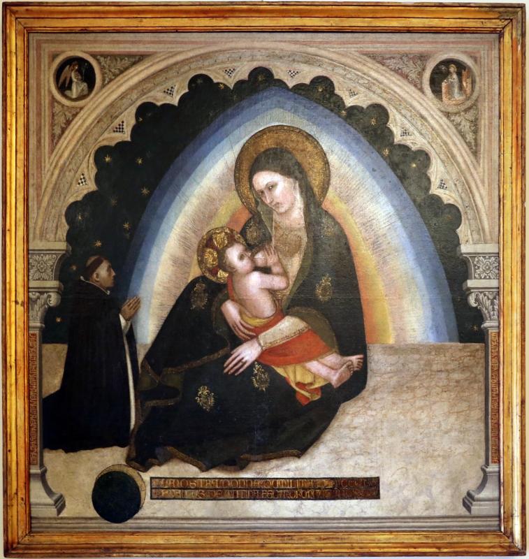 Paolo serafini da modena, madonna dell'umiltà, 1370 - Sailko - Modena (MO)