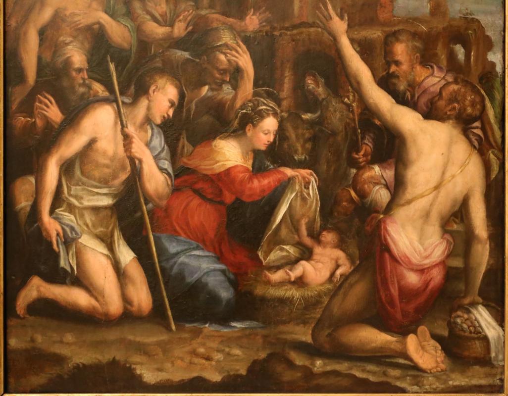 Prospero fontana, adorazione dei pastori, 02 - Sailko - Modena (MO)