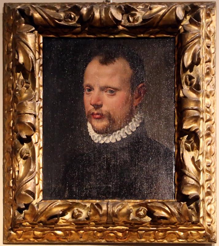 Scuola lombarda, ritratto d'uomo, 1570-80 ca - Sailko - Modena (MO)