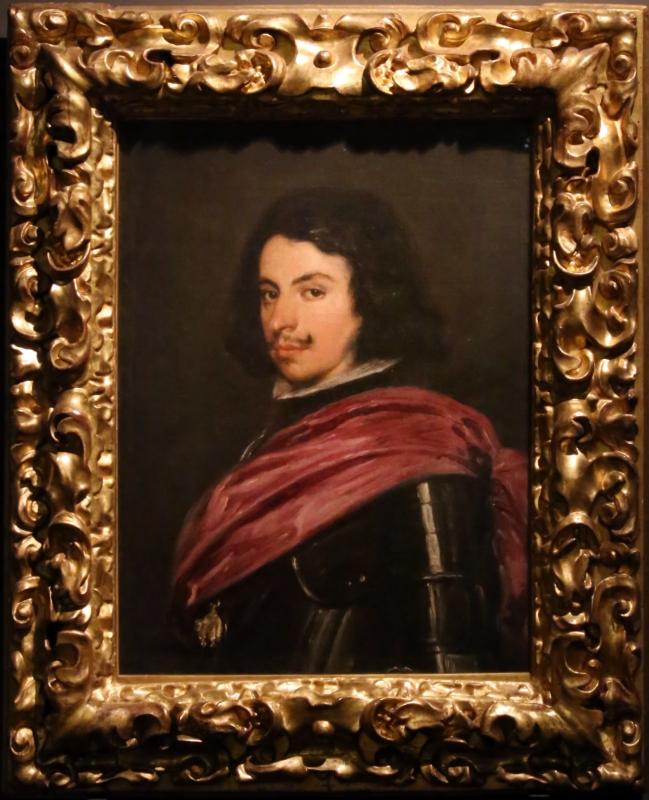 Velazquez, ritratto del duca francesco I d'este, 1638, 01 - Sailko - Modena (MO)