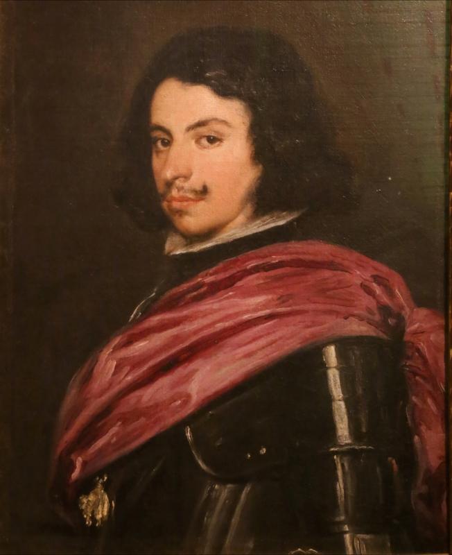 Velazquez, ritratto del duca francesco I d'este, 1638, 02 - Sailko - Modena (MO)