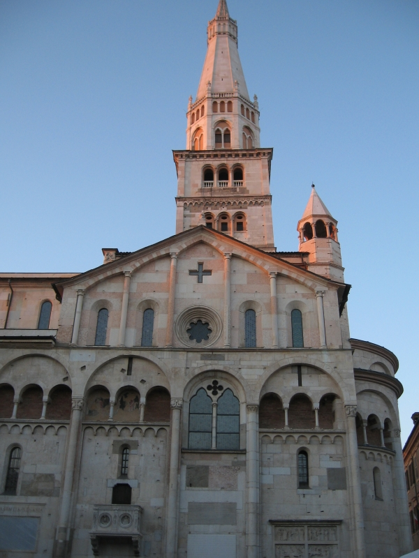 Sito unesco - Persepolismo - Modena (MO)