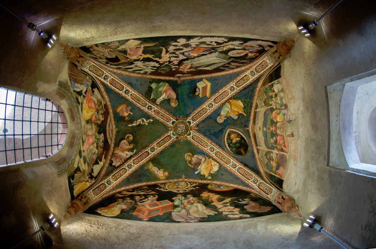 Affreschi Rocca di Vignola - Quart1984 - Vignola (MO)
