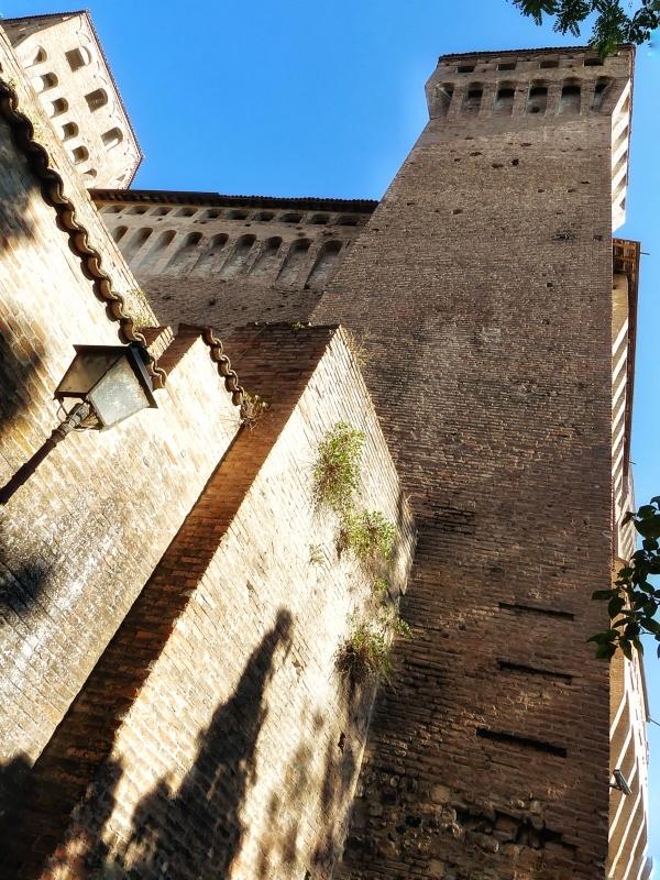 20170925125946-01 la torre delle donne e la sommità di quella del pennello - Massimo F. Dondi - Vignola (MO)