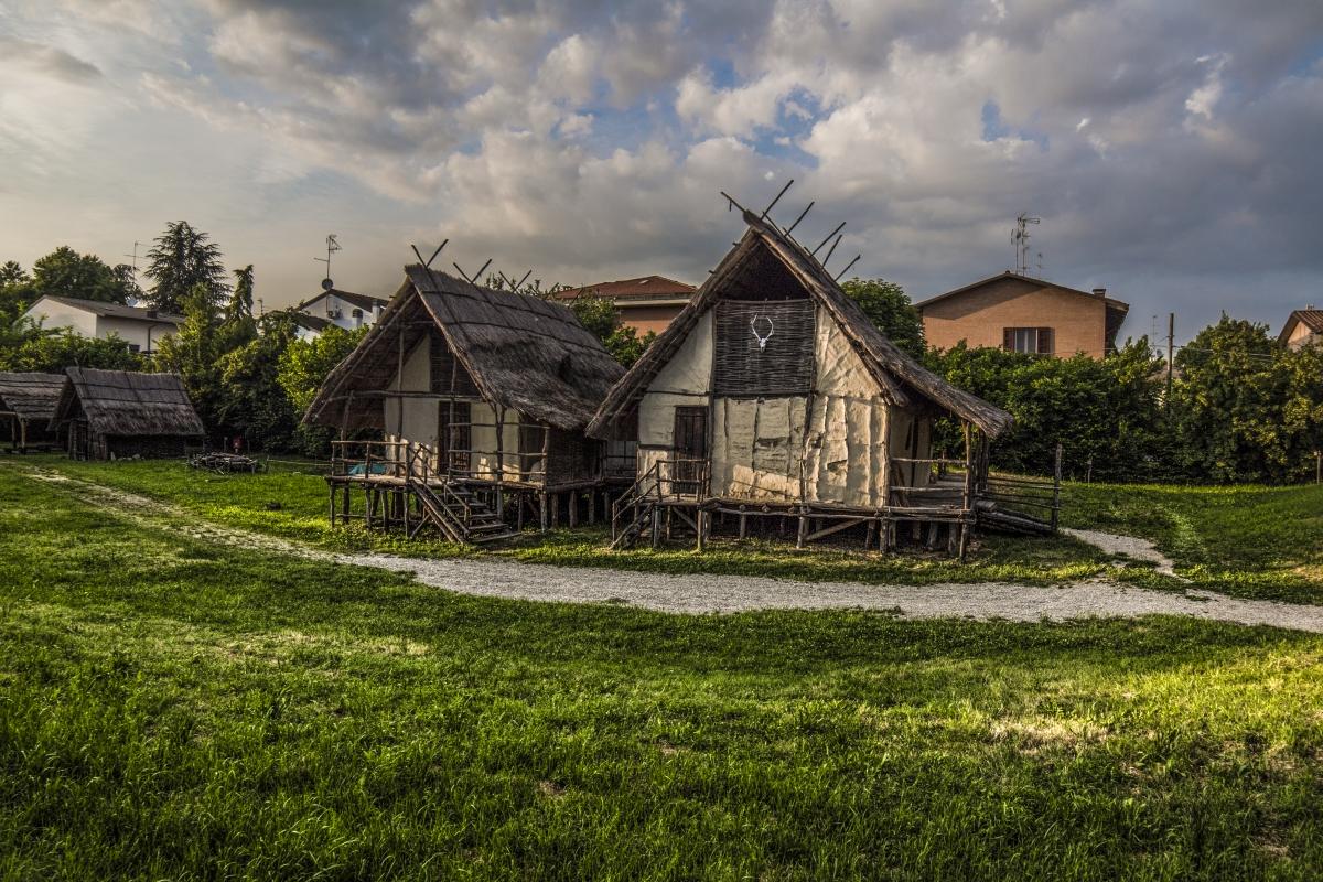 Nuova vita alla Terramara di Montale - Luca Nacchio - Castelnuovo Rangone (MO)