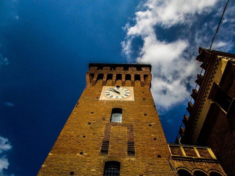 Il cielo sopra la torre - Luca Nacchio - Castelnuovo Rangone (MO)