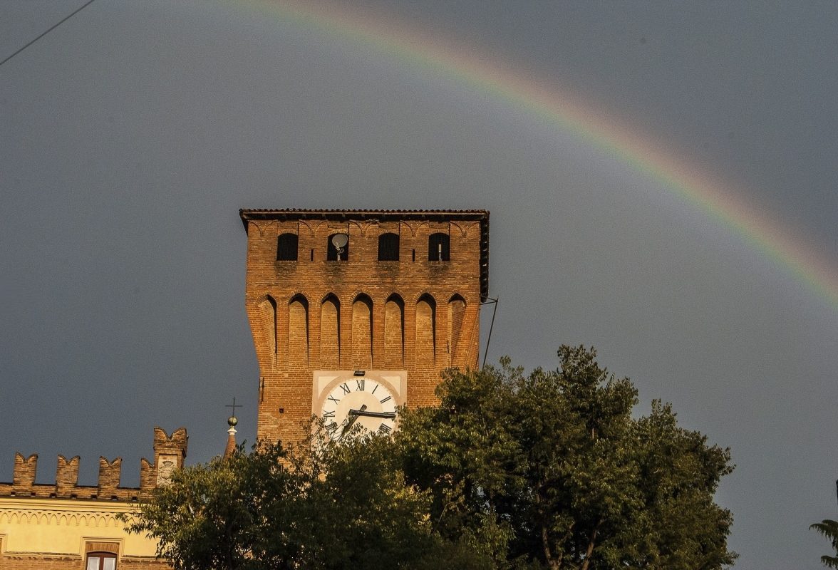 Il tempo di ammirare l'arcobaleno - Luca Nacchio - Castelnuovo Rangone (MO)