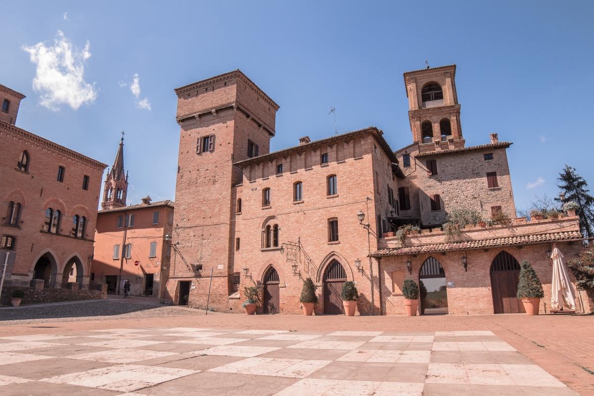 Nel cuore del paese del Lambrusco - Luca Nacchio - Castelvetro di Modena (MO)