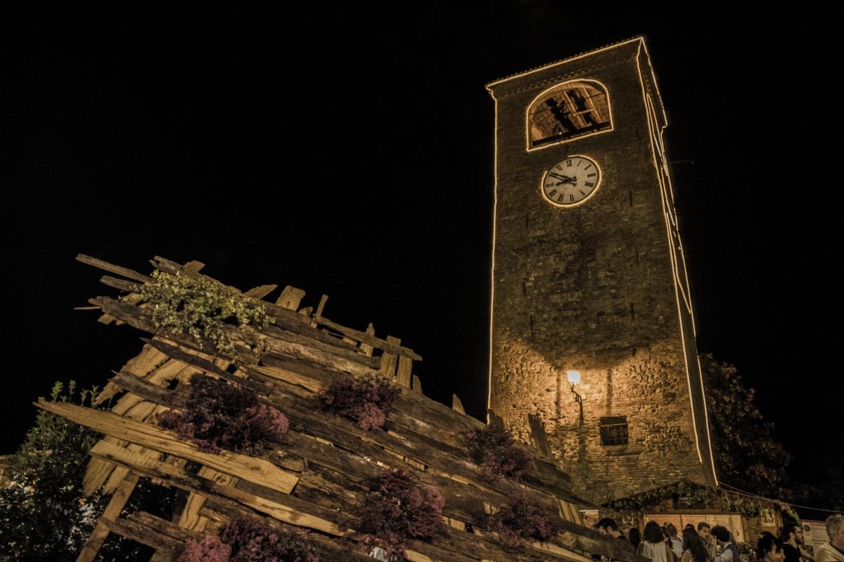 � tempo di sagra a Castelvetro di Modena - Luca Nacchio - Castelvetro di Modena (MO)