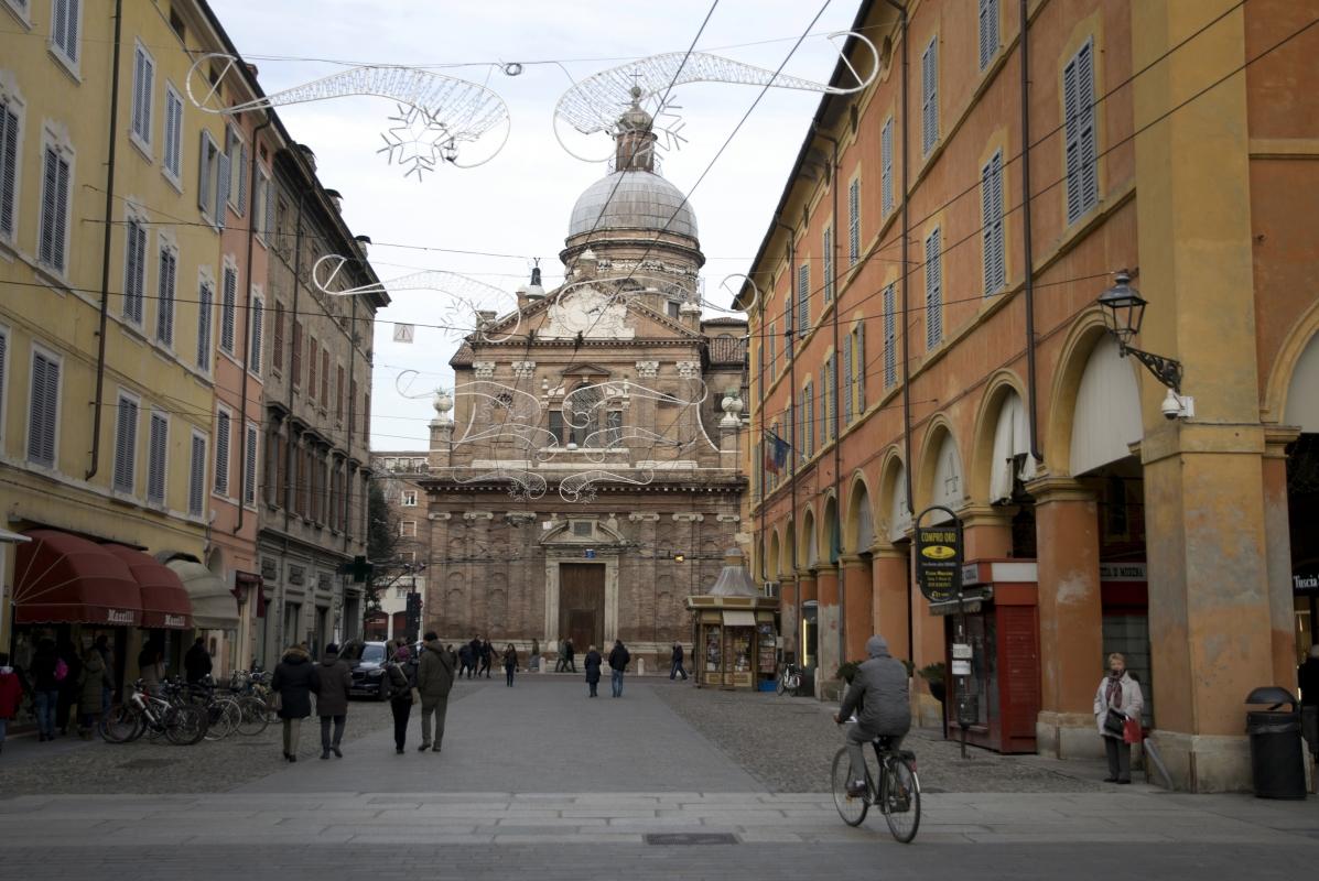 Verso la Chiesa della Madonna del Voto - Meinhertz77 - Modena (MO)